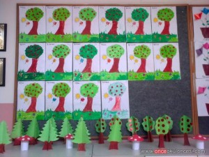 tree craft ideas for kids (1)