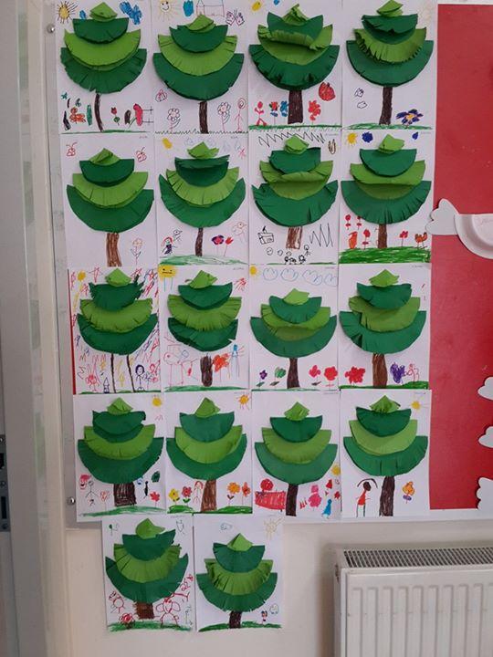 tree craft ideas for kids (2)