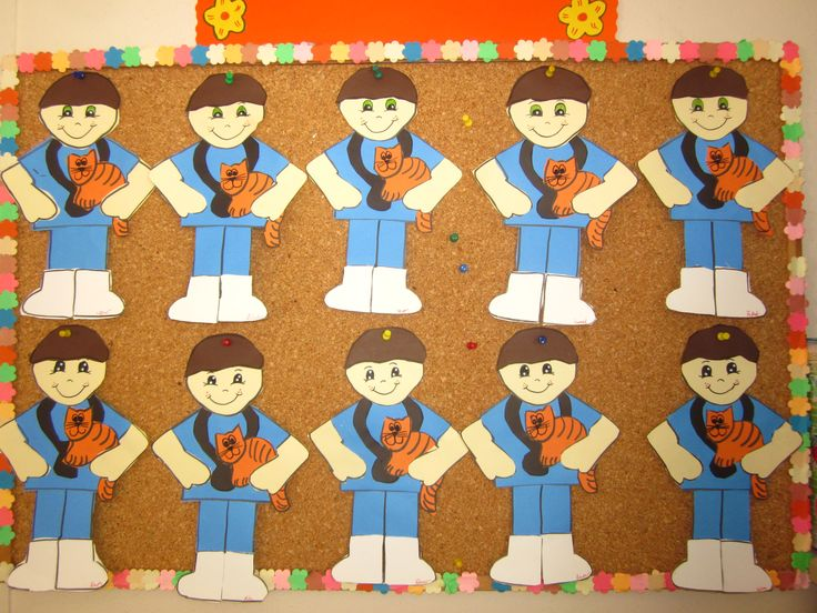 Jobs craft | Crafts and Worksheets for Preschool,Toddler and ...