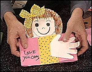 free mother's day card craft (2)