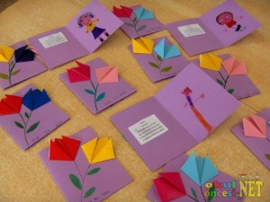 mother's day card craft (2)