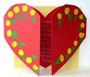 mother's day card craft (6)