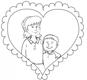 mother's day coloring page (13)