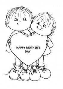 mother's day coloring page (5)