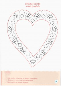mother's day trace worksheet (1)