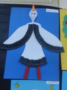 spoon and paper plate stork craft_450x600