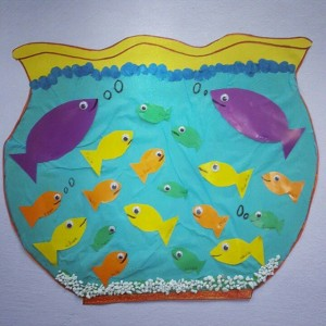 aquarium craft idea for kids (6)