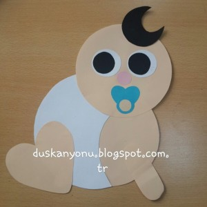 baby craft idea for kids (1)