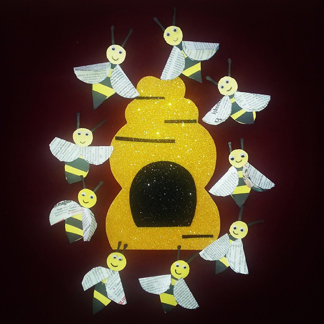 bee bulletin board  (1)