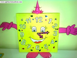 box clock craft