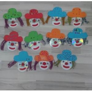 cd clown craft
