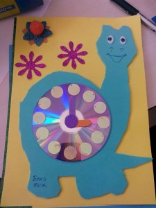 cd dinosaur craft