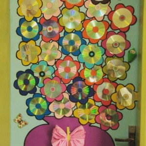 cd flower craft (1)
