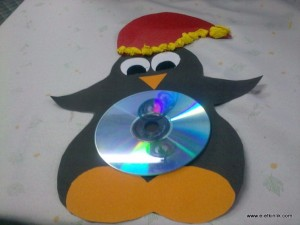 cd penguin craft