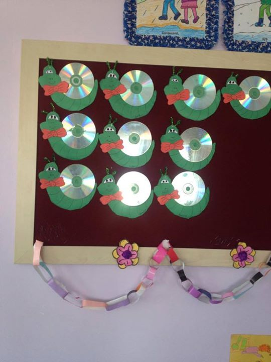 cd snail craft