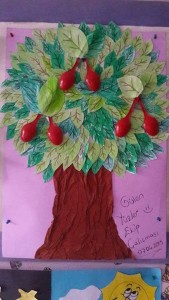 cherry tree craft