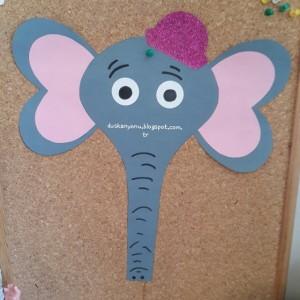 elephant craft idea for kids (3)