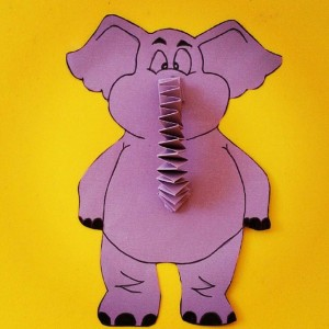 elephant craft idea for kids (4)