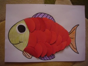 fish craft idea for kids (2)