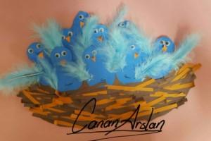 free bird craft idea for kids (1)