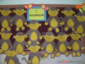 free monkey craft idea for kids (6)