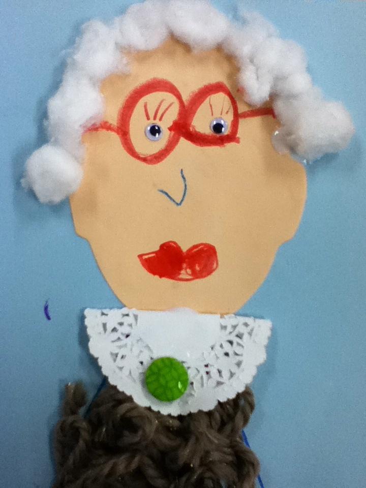 grandparent's day craft idea for kids (5)