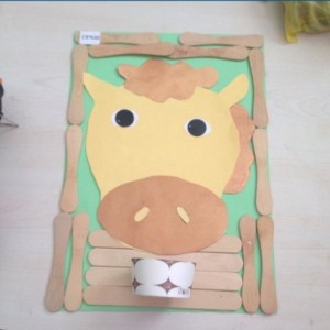 horse craft idea for kids (10)