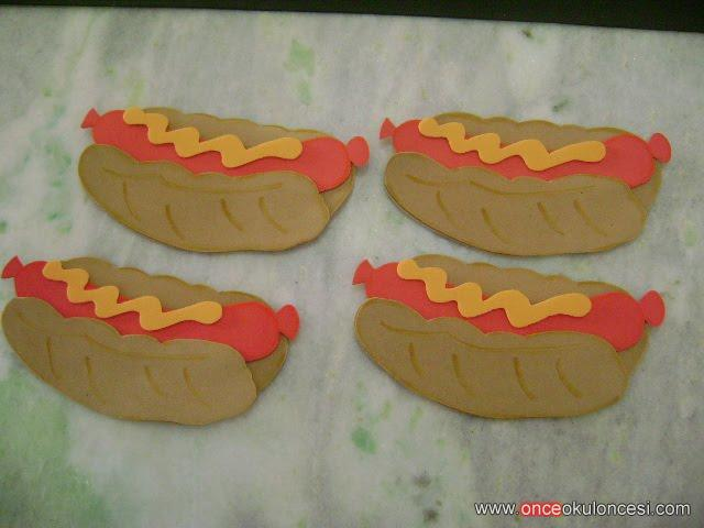 hot dog craft