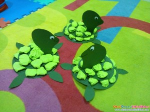 paper plate turtle craft & Paper plate animal craft idea for kids | Crafts and Worksheets for ...