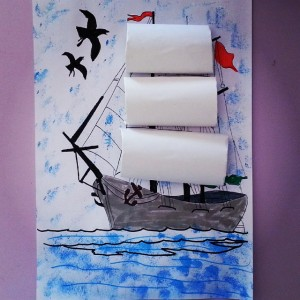 pirate ship craft (2)