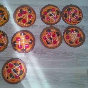 pizza craft idea for kids (3)