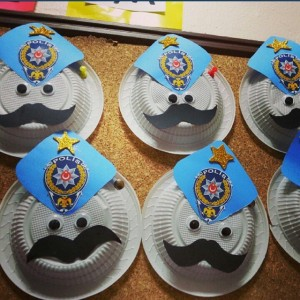Community Helpers Craft Idea For Kids