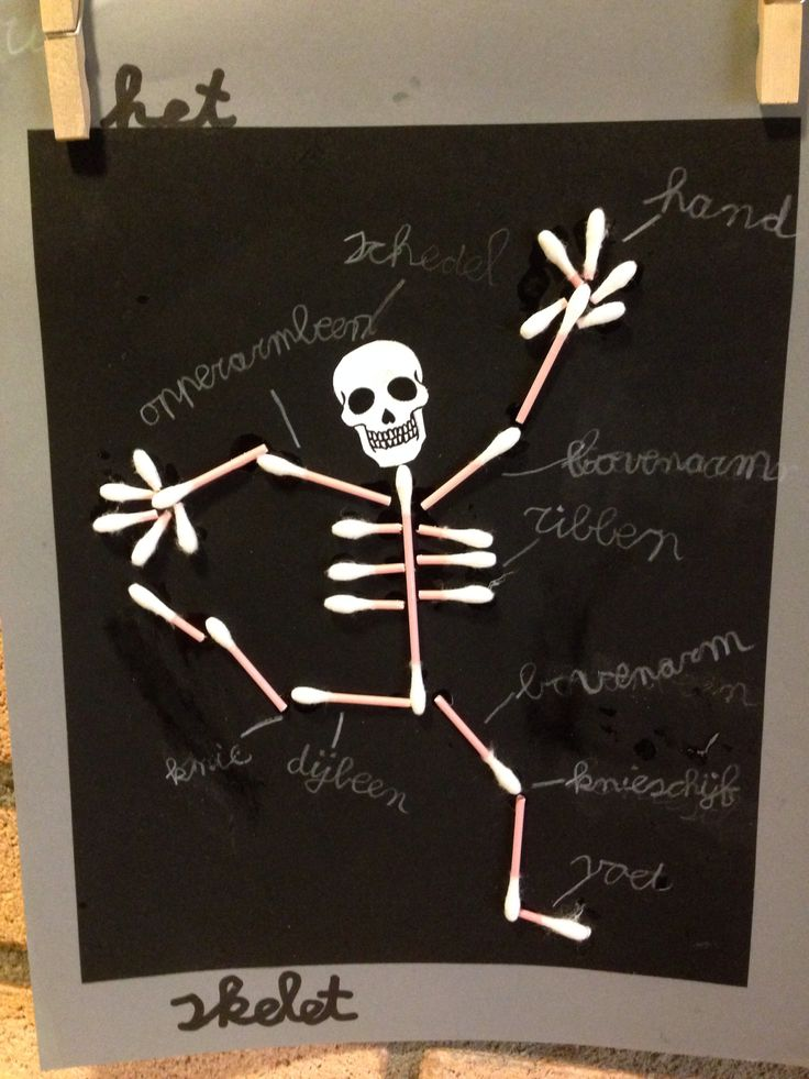 qtip skeleton craft (2)