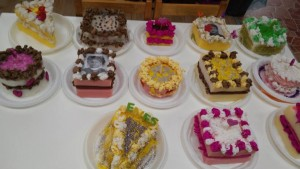 sponge birthday cake craft (2)