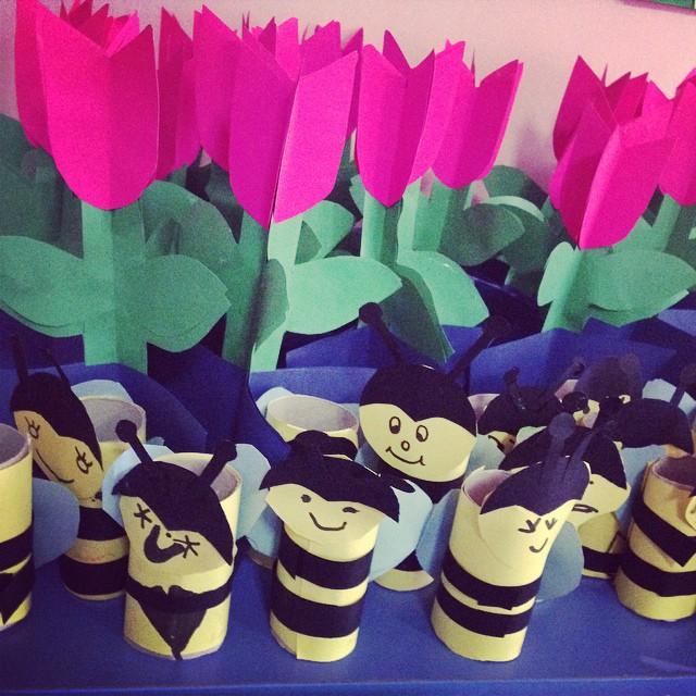 toilet paper roll bee craft (1)