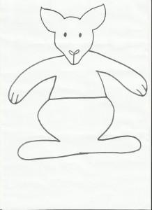 toilet paper roll kangaroo (1)