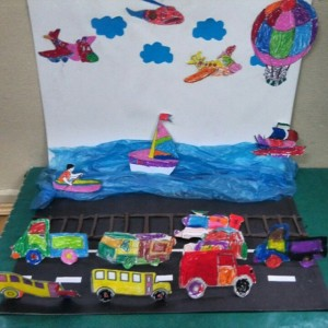 transportation bulletin board (2)