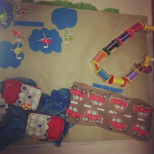 transportation craft idea for kids