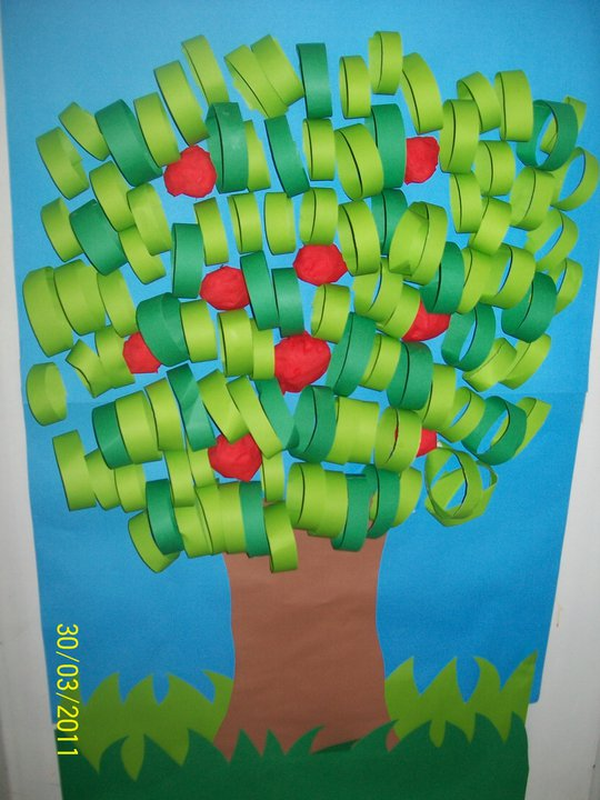 tree craft idea for kids (1)