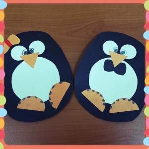 free penguin craft (3)