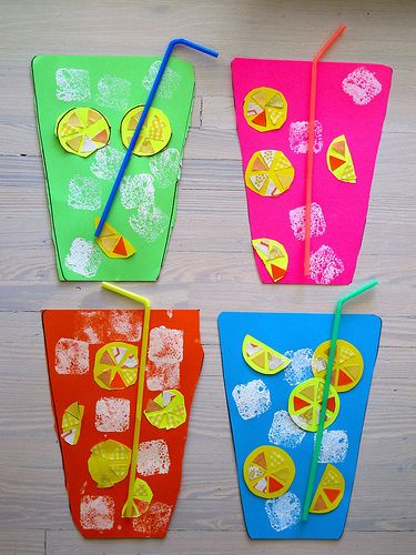Summer Craft Idea For Kids Crafts And Worksheets For Preschool