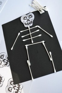 skeleton crafts