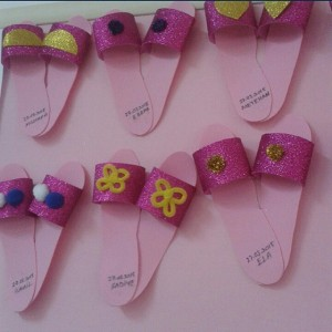 slippers craft idea for kids (15)