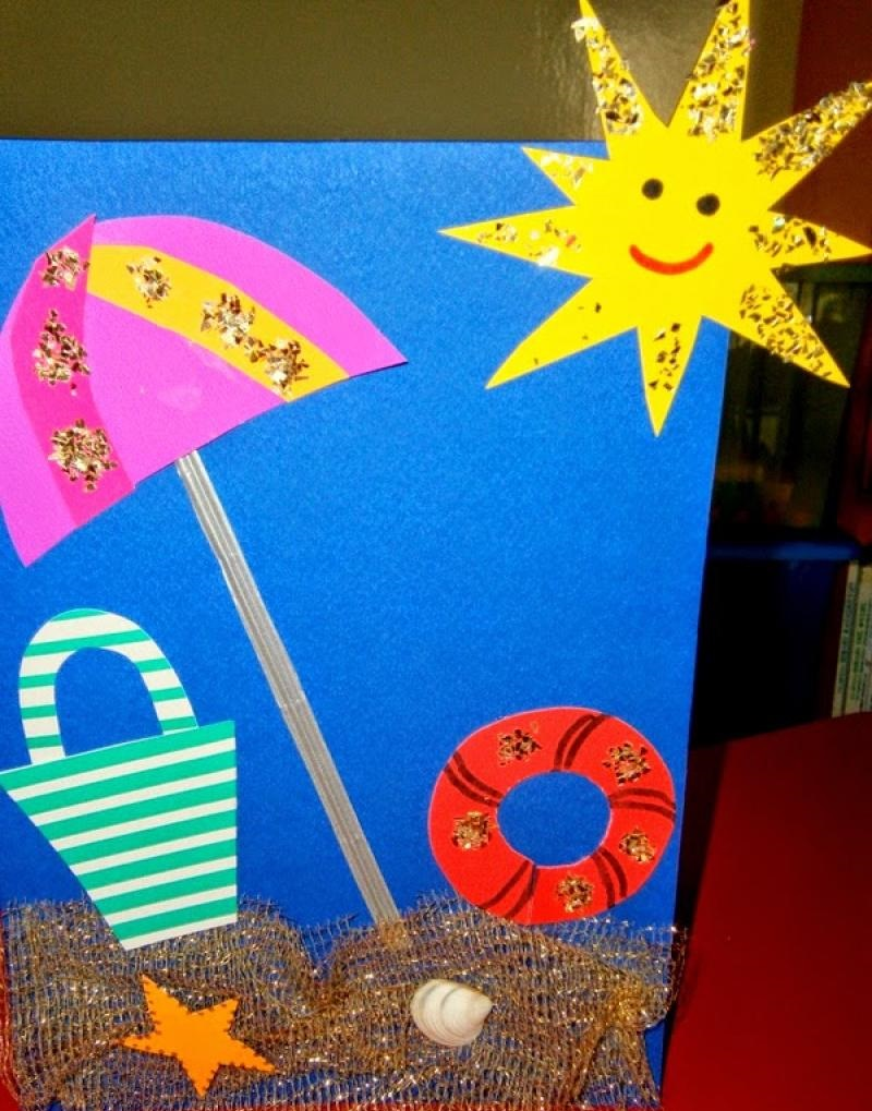 summer card craft (1)