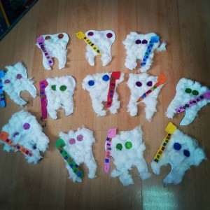 tooth craft idea for kids (2)