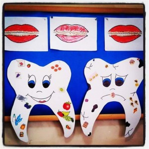 tooth craft idea for kids (5)