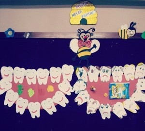 tooth craft idea for kids (7)