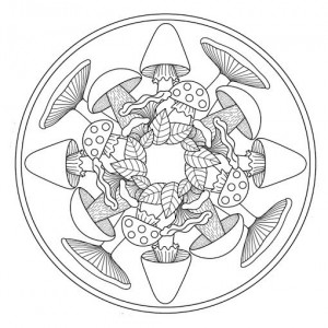 autumn mandala coloring page (5)