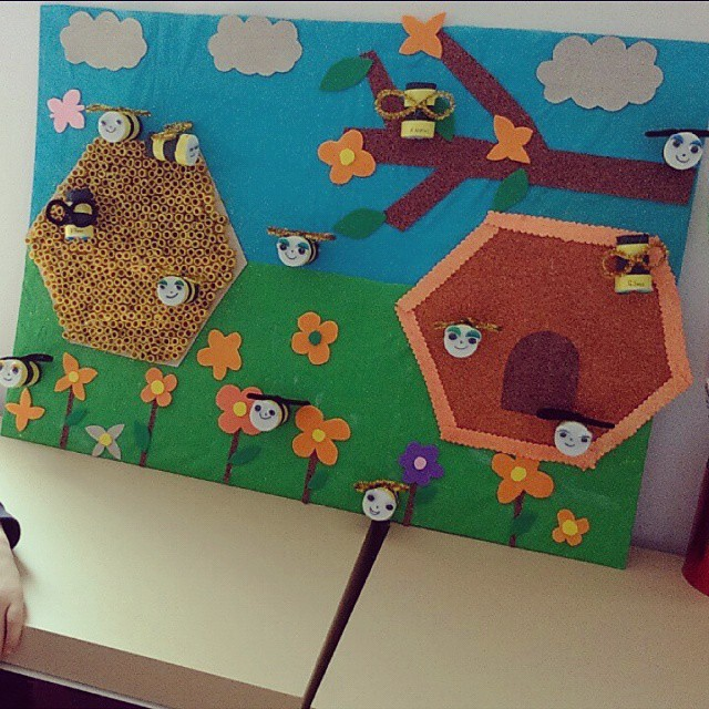 bee bulletin board (2)