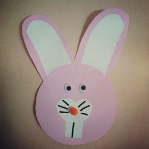 bunny craft idea for kids (2)